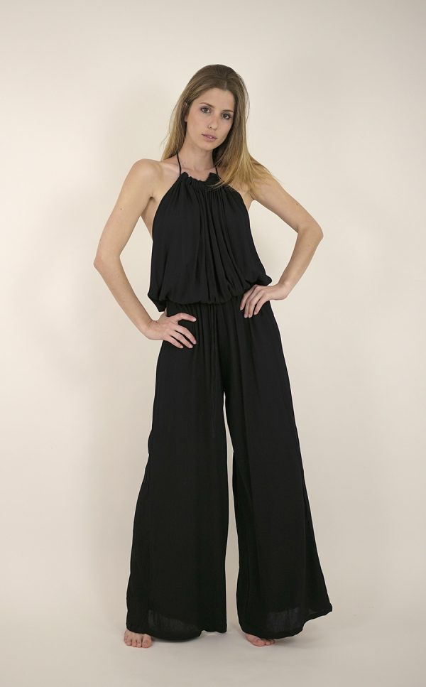 PANTALON OPALO - ML - Black
