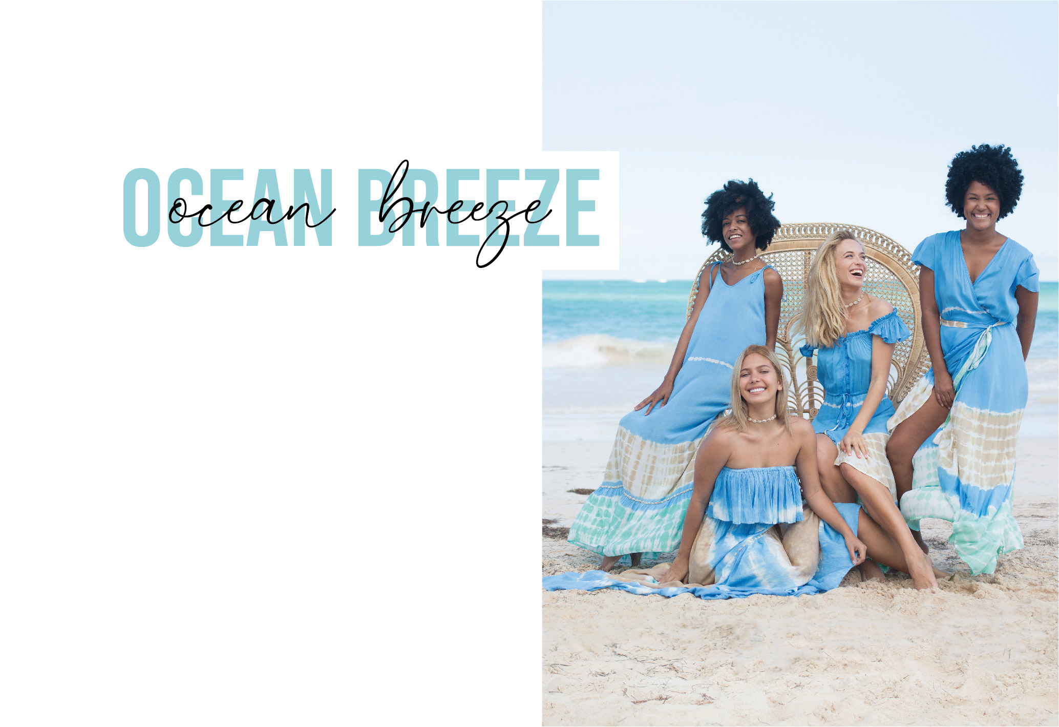 Online Store Melé Beach Collection 2019
